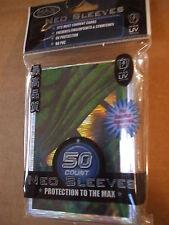 Max Yu-Gi-Oh yugioh Deck Protector Sleeves 50ct. Green Dragon's Eye