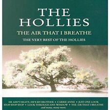 THE HOLLIES THE AIR THAT I BREATHE: THE VERY BEST OF CD (GREATEST HITS)