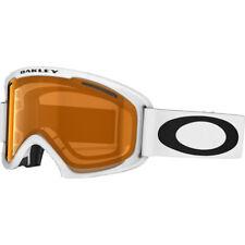 Oakley O2 XL Snow Goggle (Persimmon Lens/Matte White / One Size)
