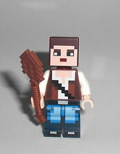 LEGO Minecraft Skin Pack 2 - Figur 4 - Minifig Creeper Steve Alex Hülle 853610