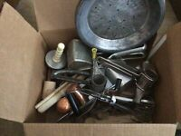 Lot Of Vintage Kitchen Cooking Utensils Tools- Added More See Last Photo