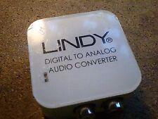 Lindy SPDIF Digital per convertitore audio stereo analogica