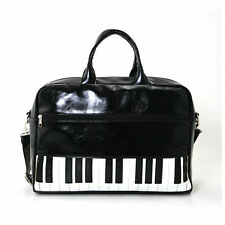 Novelty Sleepyville Critters PIANO KEYBOARD SATCHEL BAG BRIEF COMPUTER CASE