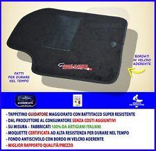 Giulietta tappetini auto alfa romeo giulietta 2012 solo guidatore su misura 1