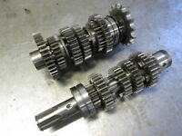 1974 - 1976 Honda CL360 CL 360 Transmission Gears and Shafts Assembly