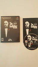 The Godfather : The Game (Sony Playstation 2, 2006)