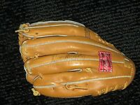 DAVE MCNALLY AUTOGRAPHED SIGNED GOLD GLOVE BALTIMORE ORIOLES MINI GLOVE RARE