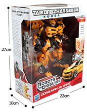 Bumblebee Transformer Robots Toy Action Figures Classic model Gift + BOX