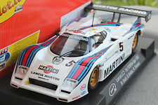 SLOT IT SICA21B LANCIA LC 2 1000KM SPA NEW 1/32 SLOT CAR IN SEALED DISPLAY CASE