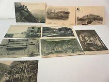 Lot de cartes-postales, CP: Grignan Montélimar Marsanne Miolans