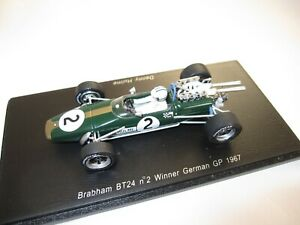 1967 Brabham BT24 Denny Hulme Winner German Grand Prix by Spark