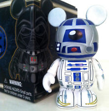 """DISNEY VINYLMATION 3"""" STAR WARS SERIES 1 R2-D2 DROID 2011 COLLECTIBLE TOY FIGURE"""