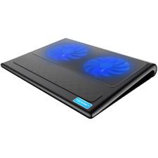 TeckNet Base de Refrigeración Para Ordenador Portátil con 2 Ventiladores Silenci