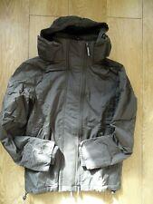 Mens Superdry Arctic Windcheater Pop Zip Jacket Fleece Winter Coat Army Size S