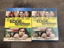 The Edge of Seventeen (Blu-ray, Bilingual)