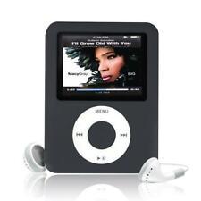 Slim 8GB MP4 MP3 LCD Musik Video Digital Player Recording FM Radio Zubehörpaket