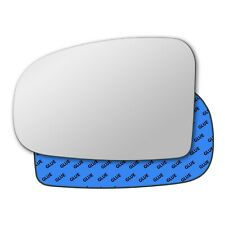 Toyota Prius 2009-2015 right driver off side wide angle mirror glass 299RAS