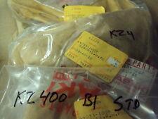 Fork Covers RH & LH   KZ400 B1 B2  44003-1008 44003-1007  p1 NOS Kawasaki