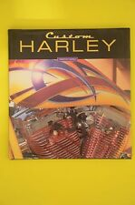 Custom Harley Book by Timothy Remus Like New