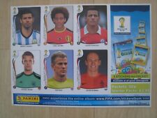FIFA World Cup Brazil Stickers