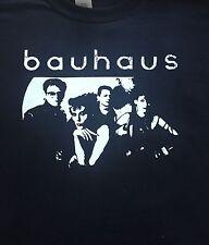Bauhaus Dark Wave Bela Eraser Shirt SZ S/M/L/XL/2X Telegram Beggars