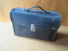 Alte Werkzeugtasche aus Leder