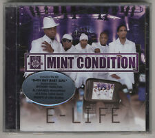 Mint Condition - E-Life CD - Brand New, MINT & Sealed With Hype Sticker - Moan