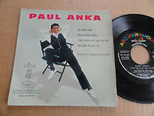 "DISQUE 45T DE PAUL ANKA  "" MY HOME TOWN """