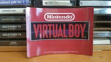 Blockbuster Virtual Boy Hard Shell Carrying Case  Decal. New. Decal only!