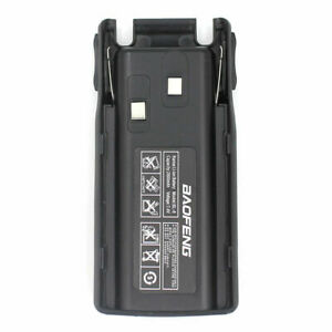 3800mAh 7.4V High Capacity Battery For BaoFeng UV-82 Walkie Talkie Accessories