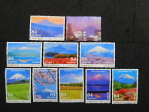 JAPAN COMMEMO STAMPS ( JAPAN WORLD STAMP CHAMPIONSHIP EXHIBITION 2021 ) USED