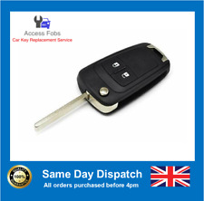Opel Vauxhall Insignia SMART Remote 2 button Flip remote key fob 2012-17  (O10)