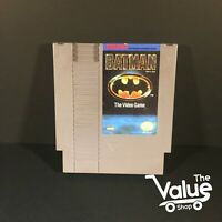 NES Batman: The Video Game (Nintendo Entertainment System, 1990) Authentic Game
