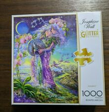 Buffalo Games - Josephine Wall: Aquarius - 1000 Piece Glitter Jigsaw Puzzle