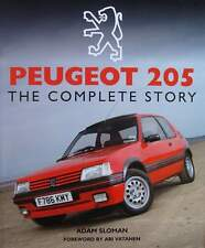 LIVRE/BOOK : PEUGEOT 205 - HISTOIRE COMPLET gti,cabriolet,editions special,sport