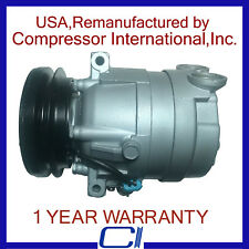 1999-2002 Daewoo Lanos Reman A/C Compressor