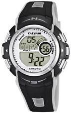 Calypso Uhr by Festina Herren Digital K5610/8 schwarz grau 10 ATM Datum