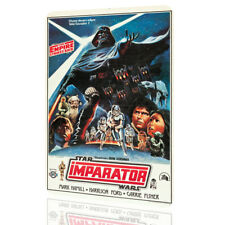 METAL SIGN STAR WARS The Emperor Collectors 07 Exclusive Foreign Poster Decor