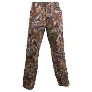 King's Camo Men's Realtree Edge Classic Cotton Six Pocket Cargo Pants