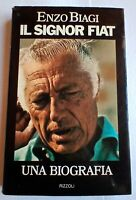 IL Signor FIAT-Enzo Biagi -Mondadori 1976