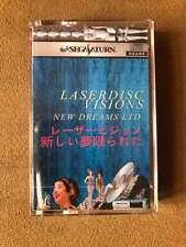 Laserdisc Visions new vaporwave music cassette