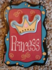 Princess-ceramic sign-Ganz-free shipping