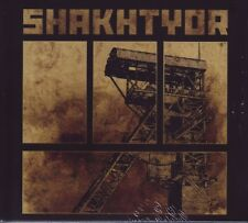 SHAKHTYOR S/T DIGIPAK NEUROSIS BLACK SABBATH ACID BATH OMEGA MASSIF UFOMAMMUT