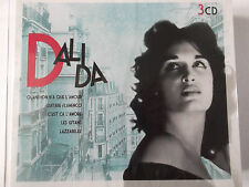 Dalida - 3 CDs - Hits - Ciao Ciao Bambino , Itsi Bitsi Bikini, Adonis, Milord