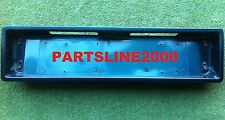 Porta targa posteriore Lancia Delta dal 86 al 92 verde Derby  [184.12]