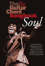 The Big Guitar Chord Songbook SOUL Sheet Music Book NEW