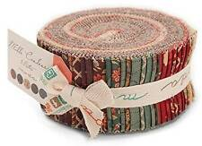 MODA MILLE COULEURS BY 3 SISTERS JELLY ROLL 100% COTTON QUILTING FABRIC