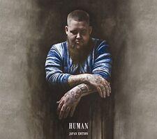 JAPAN CD RAG'N'BONE MAN Human with BONUS TRACKS (TOTAL 22 TRACKS)