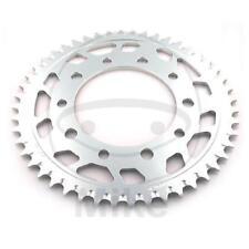JT Sprockets rueda dentada Alu 46 dientes división 520 ø interior 112 mm círculo de agujeros 138 mm