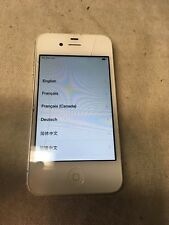 Apple iPhone 4s - 8GB - White Sprint A1387